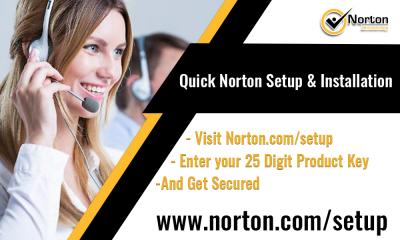 NORTON.COM/SETUP - ENTER PRODUCT KEY & DOWNLOAD OR SETUP ACCOUNT