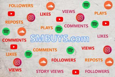 Buy Cheap Instagram Followers, Likes, Views and Comments!