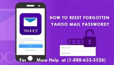 How to Reset Forgotten Yahoo Mail Password? (1-888-633-5526)