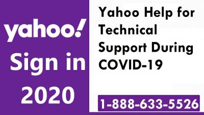 Yahoo Help for Technical Support During COVID-19