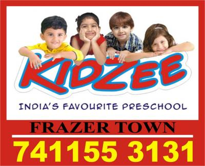 Kidzee Frazer Town | 7411553131 | 1138 | Best School in Bengaluru