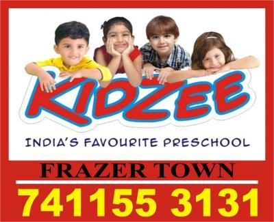 Kidzee Frazer Town | 7411553131 | Pulkeshi Nagar | 1101 | Online Preschool