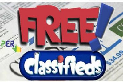 New free classifieds portal