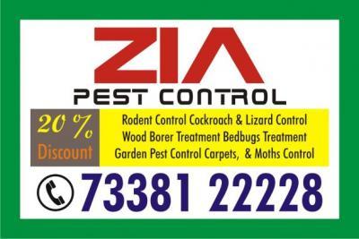 Kacharkanahalli |  Zia Pest Control | 20% Discount on  Residence | 1736 |
