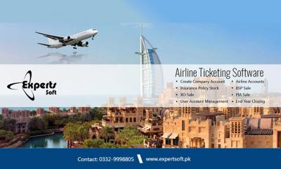 Travel Agent Accounting Software | Website | eTravel CRM - Expert Soft