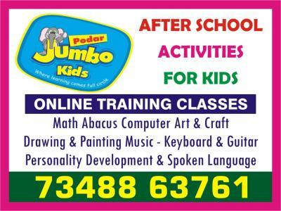 Podar Jumbo Kids | after School activities | 7348863761 | 1872