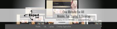 Website Designing | Mobile App | Domain Registration | Hosting - Expert Soft