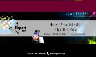 Free Branded SMS | Online Bulk SMS | SMS Marketing - Expert Soft
