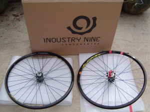 Downhill Freeride I9 Industry Nine rims NEW!!! - $850 (Chatsworth)