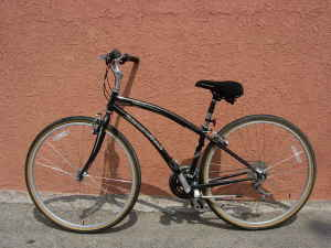 Hybrid Bike - Diamond Back - Parkway - Mint Condition - $175 (Santa Monica - West Los Angeles)