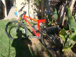 Mountain Bike 26 - $325 (Los angeles)