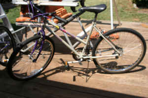 womans magna fugitive bike - $95 (venice)