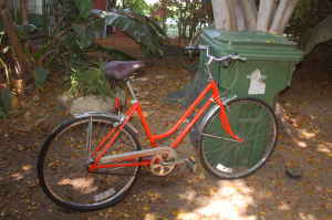 Orange Schwinn Bicycle -$150 - $150 (Los Angeles)
