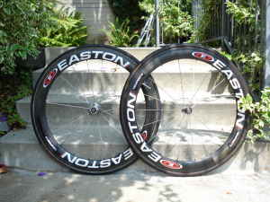 Easton Tempest II carbon wheelset *campy* - $650 (West LA)