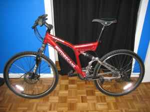** Motobecane Mountain Bike ** - $450 (West Hills)