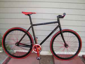 51cm New Custom SS/Track Fixie - $550