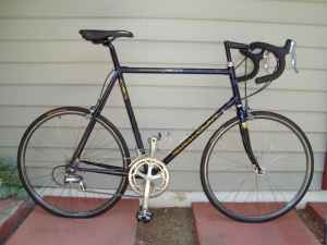 57cm Schwinn Paramount Road Bike Shimano 600 Ultegra Equipped