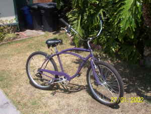 SCHWINN 26'' BEACH CRUISER - $150 (WHITTIER)