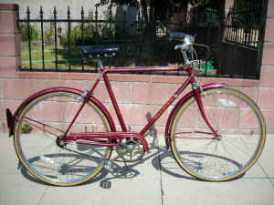 Raleigh Sport American Classic Road Bike  - $120 (los angeles)