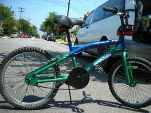 Yamaha MaxAir BMX Bike for $60 - $60 (10 Fwys)