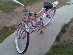 Pink Beach Cruiser - $130 (east los angeles)