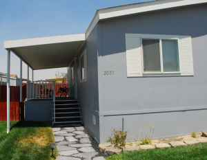 $53000 / 2br - 2 Bedroom Manufactured Home Priced to sell!!! (Rosamond)