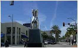 2 SIDE-BY-SIDE LOTS+BEVERLY HILLS/GLEN AREA CALIFORNIA